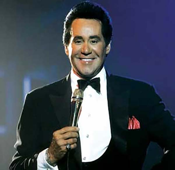 Image of Wayne Newton Induction To Gaming Hall of Fame