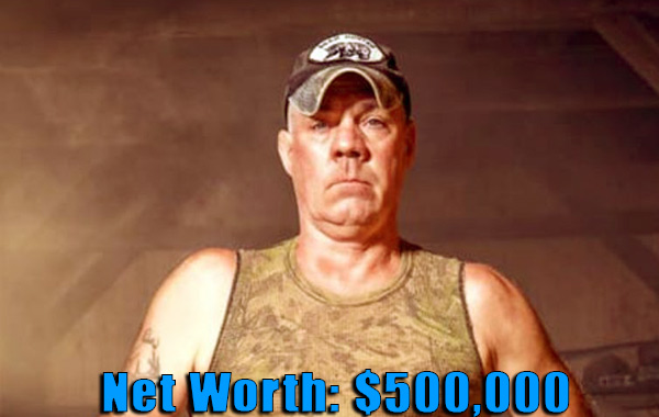 Image of Mountain monsters cast William Neff net worth is $500,000