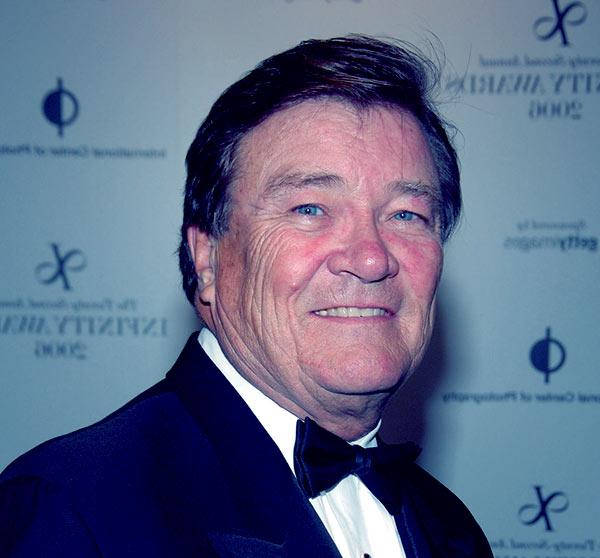 Image of American Journalist, Steve Kroft