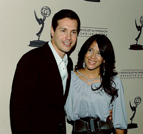 Image of  Lisa Gomez, Jon Seda's wife