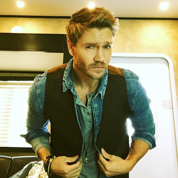 Image of One Tree Hill actor, Chad Michael Murray