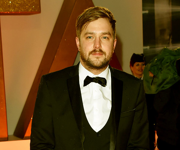 Image of Scottish comedian Iain Stirling