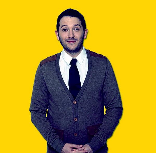 Image of Comedian, Jon Richardson