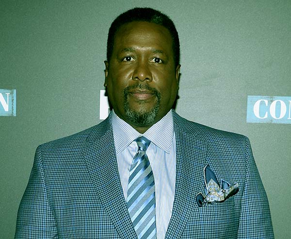 Image of The Wire actor, Wendell Pierce