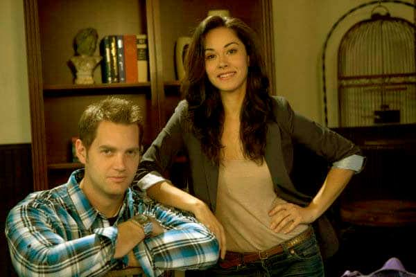 Image of Jael de Pardo with her rumored boyfriend, Ben Hansen.