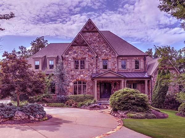 Image of Jones' George home