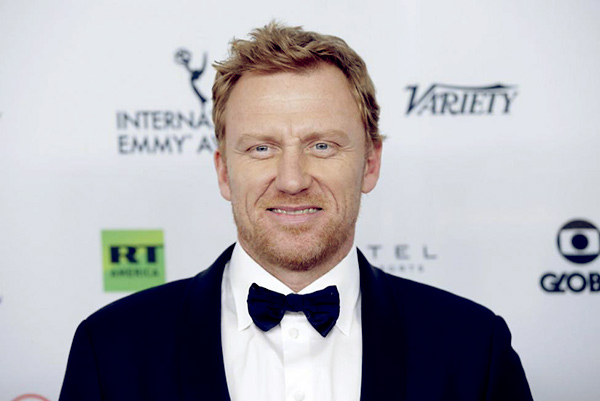 Image of TV actor, Kevin McKidd