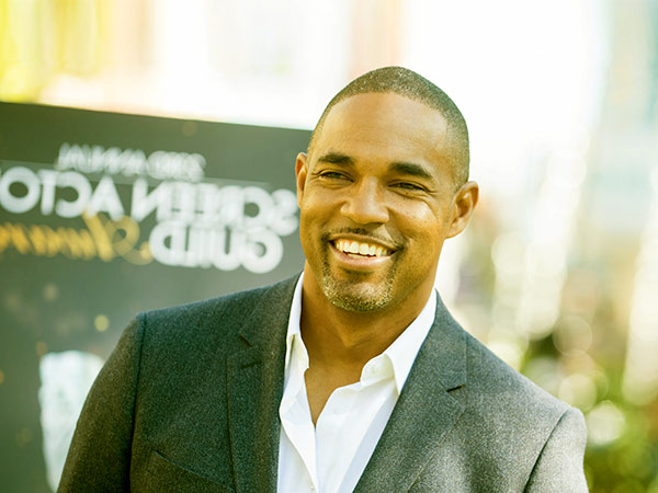 Image of American actor, Jason Winston George