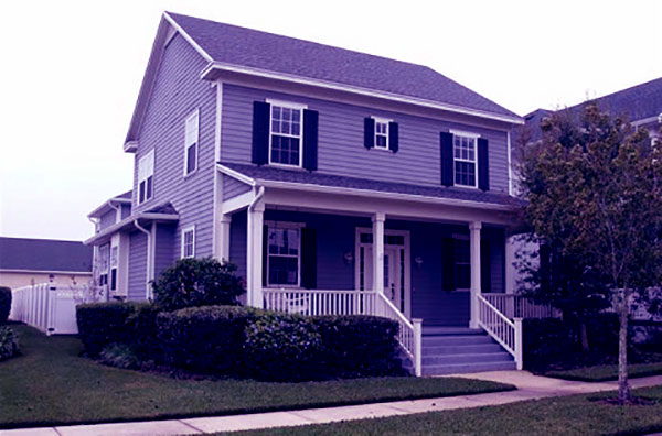 Image of Chipper Jones' Florida Home
