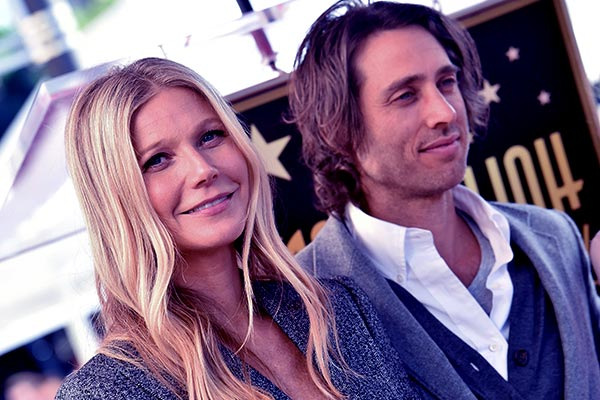 Image of Brad Falchuk Married Gwyneth Paltrow