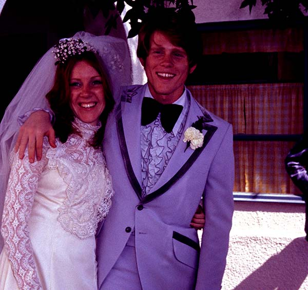 Image of Cheryl Howard has been married to her husband, Ron Howard, since 1975.