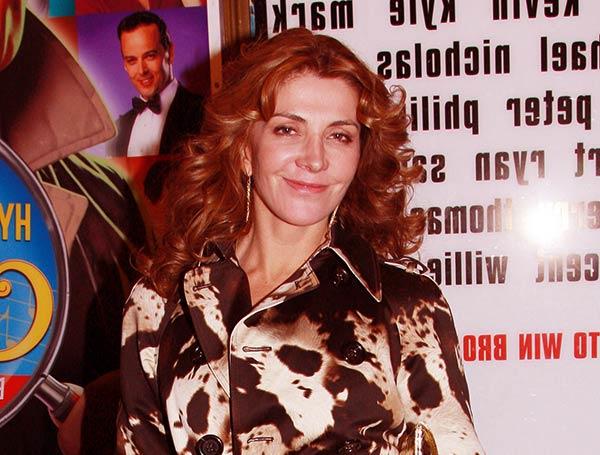 Image of The talented actress, Natasha Richardson