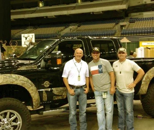 Image of Chipper Jones new truck
