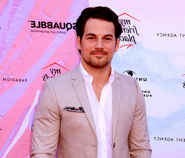 Image of Canadian-Italian actor, Giacomo Gianniotti