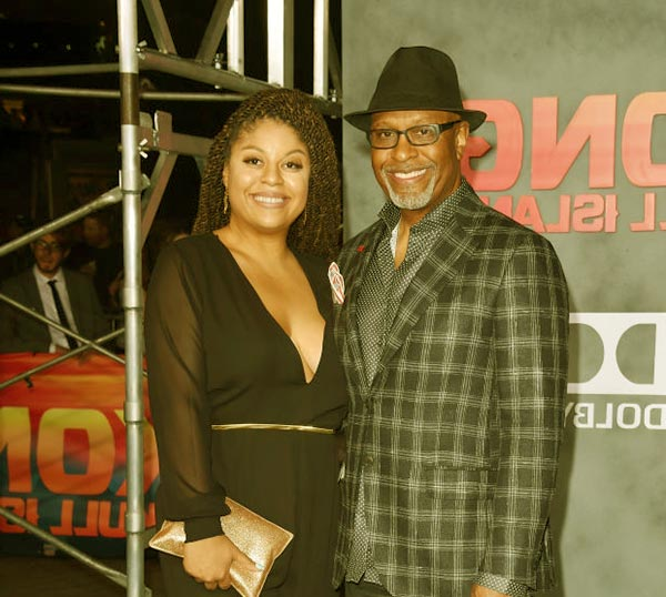 Image of James Pickens Jr with his daughter Gavyn Pickens