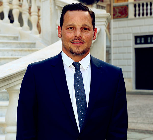 Image of Actor, Justin Chambers net worth is $18 million