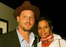 Image of Who is Keisha Chambers. Justin Chambers wife bio, age, children