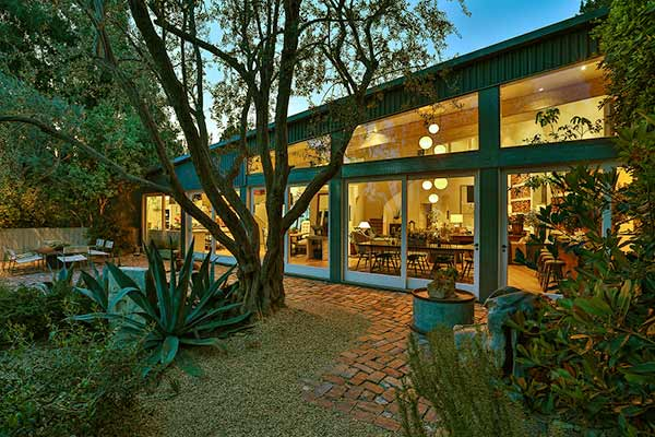 Image of Dempsey listed Malibu home for sale