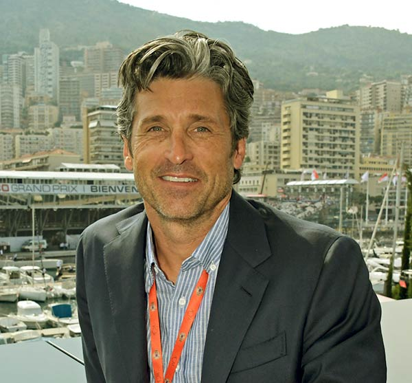 Image of American actor, Patrick Dempsey