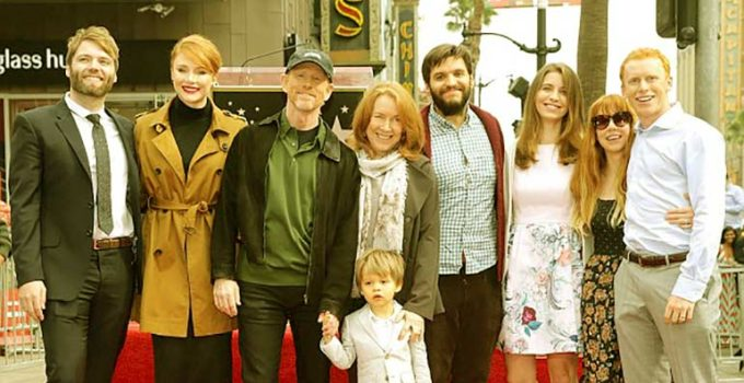Image of Ron Howard Children; Meet Three Of His Daughters, His Son, & Grandson
