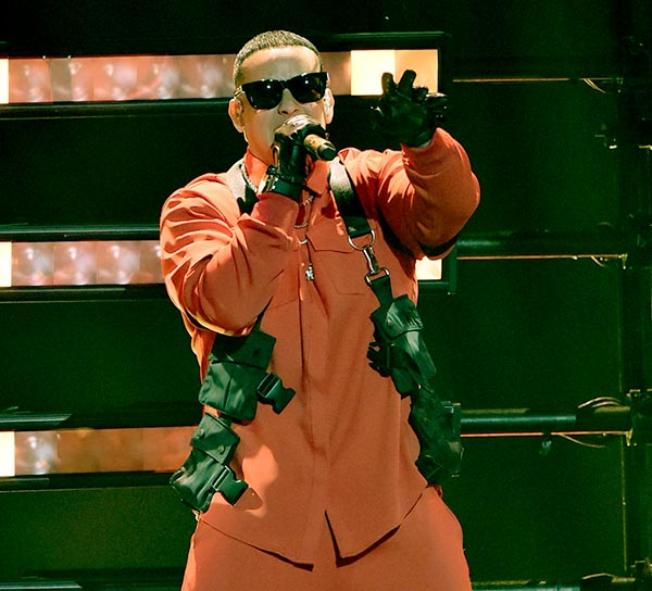 Image of Rapper, Daddy Yankee