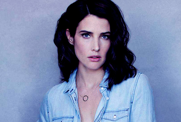 Image of Stumptown actress, Cobie Smulders