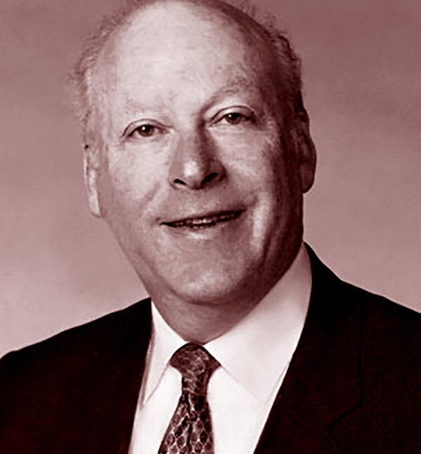 Image of Joseph Segel, founder of QVC