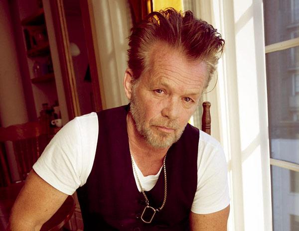 Image of American musician, John Mellencamp