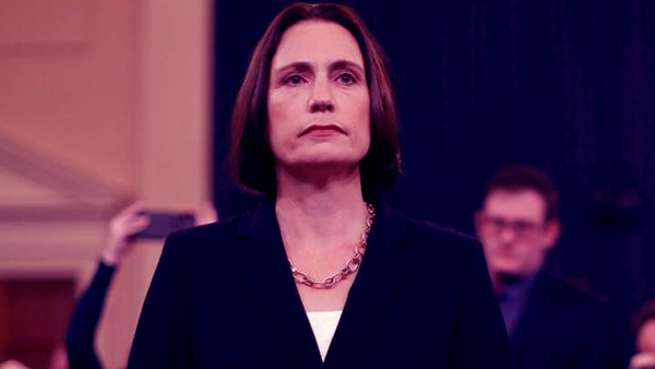 Image of American official, Fiona Hill