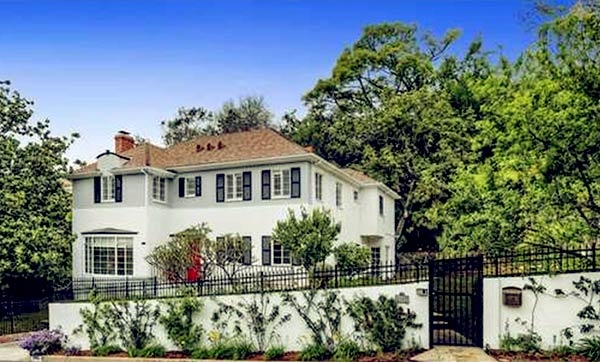 Image of Brian's Los Angeles' home listed on the market in 2016
