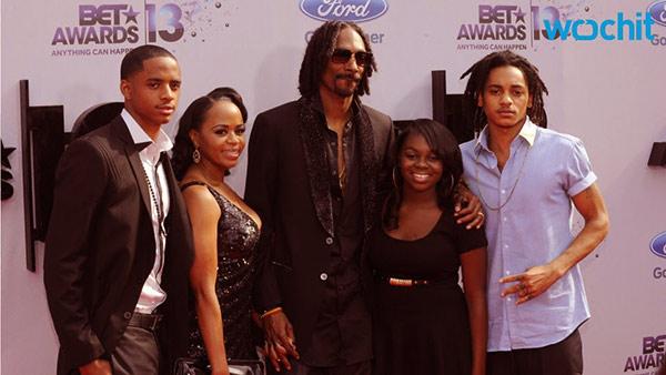 Image of Snoop Dogg and Shanter Broadus's Children