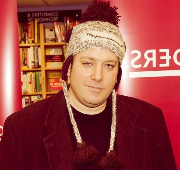 Image of Screenwriter, Benjy Bronk
