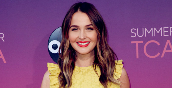 Image of Camilla Luddington