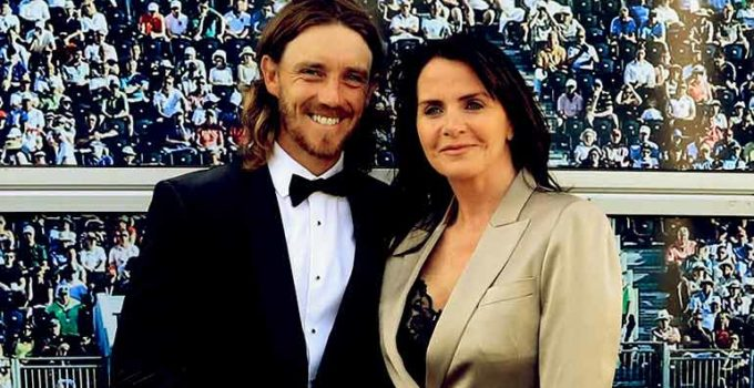 Image of Clare Fleetwood wiki biography; net worth and children of Tommy Fleetwood wife