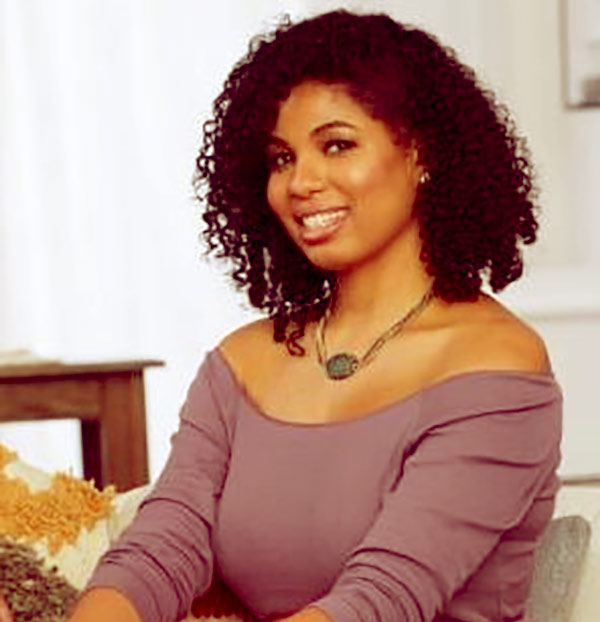 Image of Jazz Smollett first daughter of Smollett family