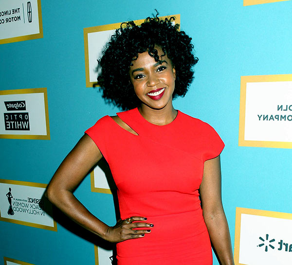 Image of TV personality, Jerrika Hinton is currently single