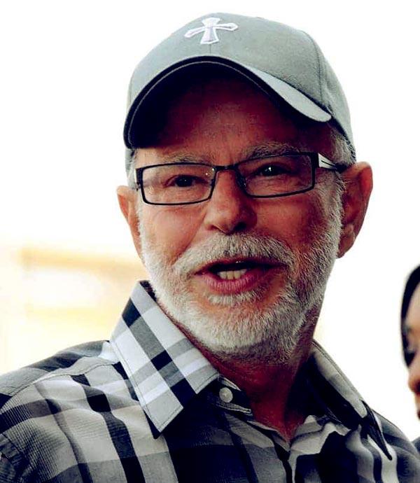 Image of Jim Bakker at a 2011 Hollywood Walk of Fame