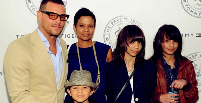 Image of Meet all of Justin Chambers Children. His Married Life and Net Worth