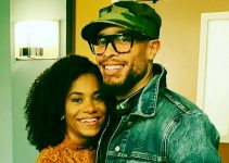 Image of Kelly McCreary net worth, parents, married, husband Pete Chatmon