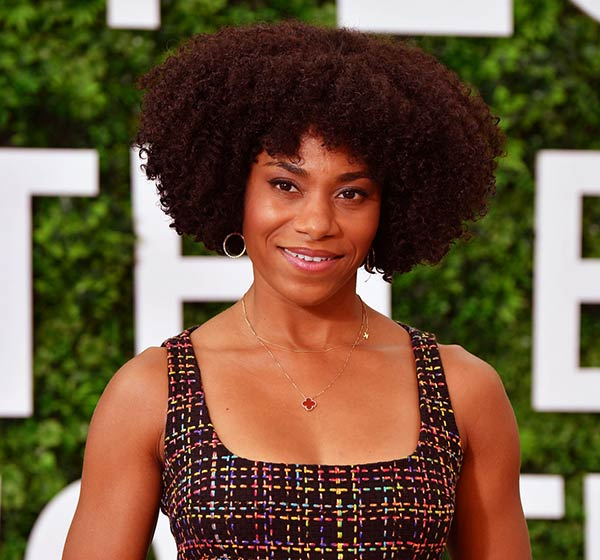 Image of Kelly McCreary from the TV reality show, Grey's Anatomy