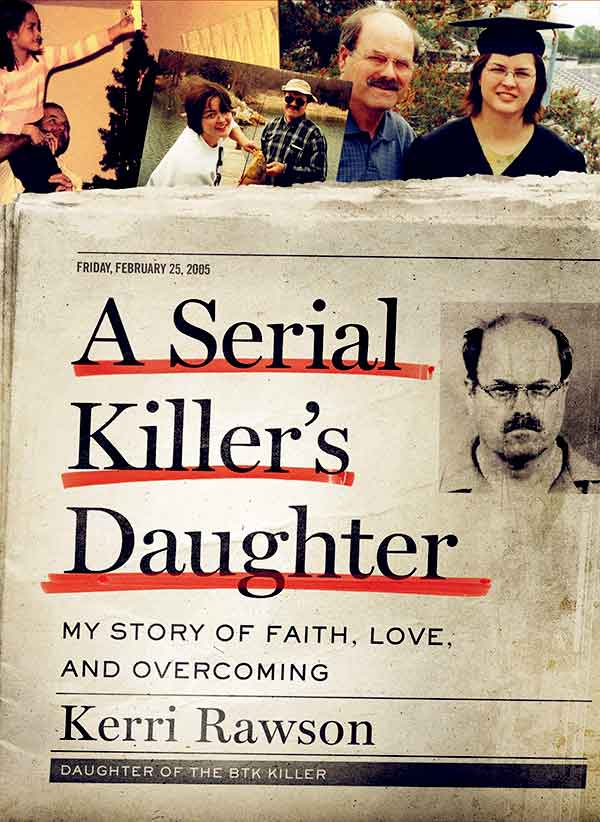 Image of Kerri Rawson has written a memoir with the name 'A Serial Killer's Daughter
