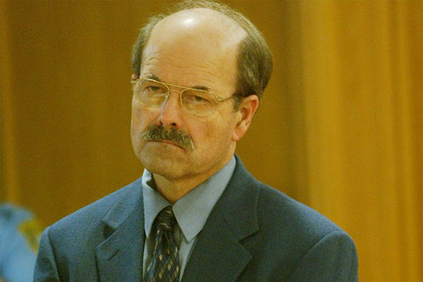Image of  Paula's ex-husband, Dennis Rader aka the BTK Killer