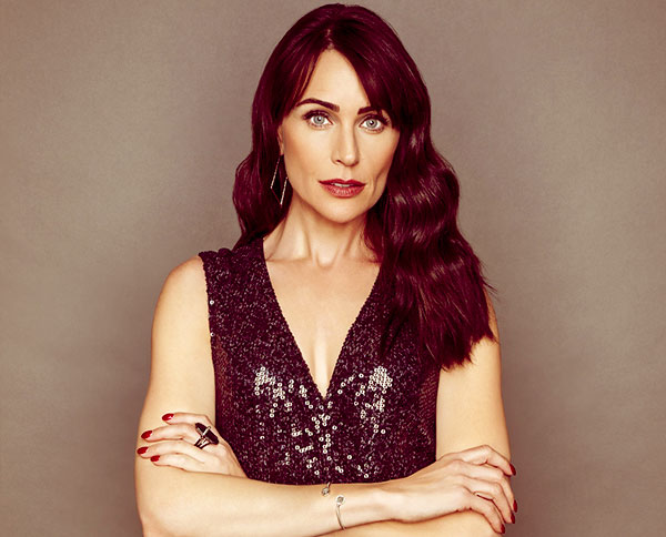 Image of American actress, Rena Sofer