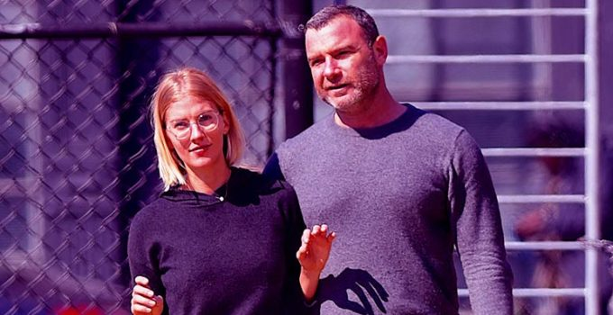 Image of Everything about liev schreiber girlfriend soon to be wife Taylor Neisen