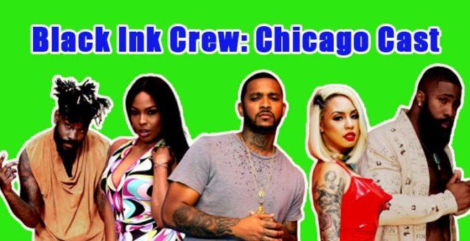 Image of Black Ink Crew: Chicago