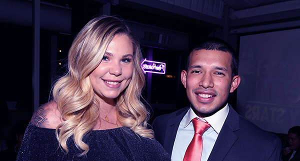 Image of Javi Marroquin with his ex-wife Kailyn Lowry